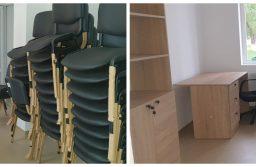 Au sosit echipamentele pentru dotarea Centrului Medical de Permanență din Șandra