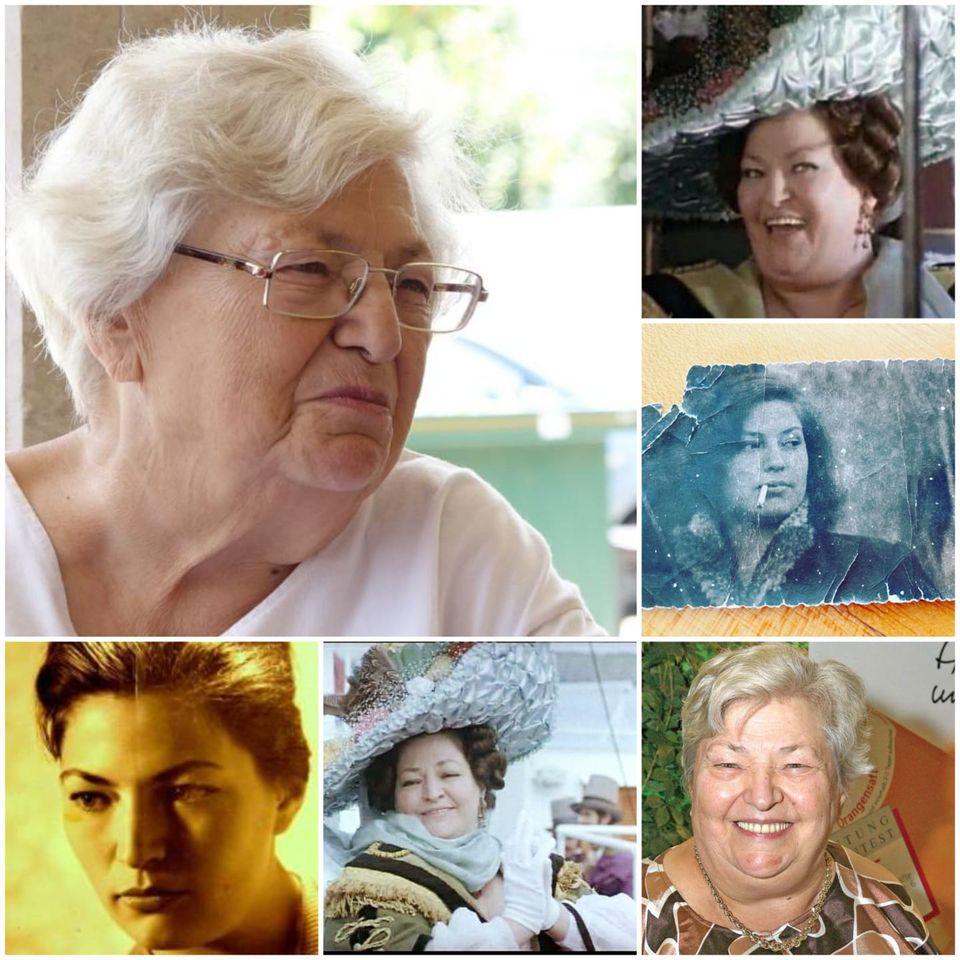A murit Draga Olteanu Matei. Actriţa avea 87 de ani