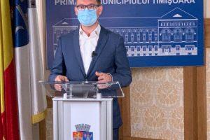 Primarul Fritz a prezentat strategia timișoreană anti-COVID-19 și proiectul Oxigen