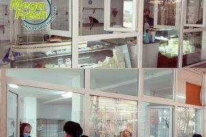 Condiții mai bune pentru vânzătorii de carne și brânzeturi din Piața 700
