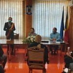 Comuna Biled are, oficial, de azi un nou primar. Ovidiu Oprișa, învestit în funcție