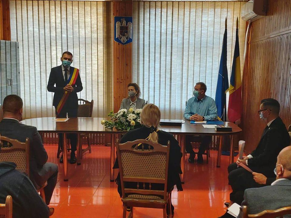 Mesajul primarului din Biled pentru locuitori la final de an