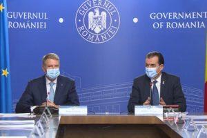 Iohannis a cerut noi măsuri: toate şcolile închise, circulaţie restricţionată noaptea, magazine deschise până la ora 21