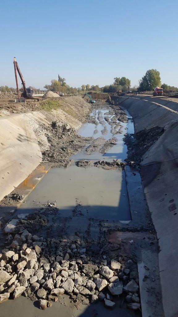 """Conferință de promovare a proiectului """"The repairing of the navigation infrastructure on Bega Canal"""""""