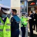 Polițiștii timișeni au dat aproape 300 de amenzi într-o singură zi