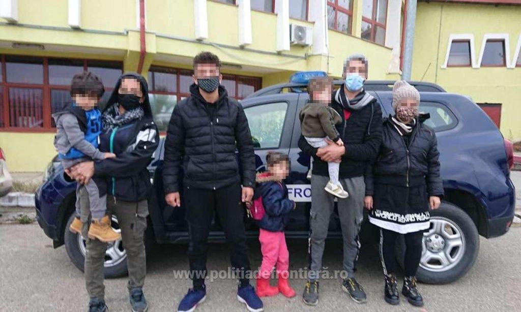 Călăuză arestată pentru trafic de migranţi