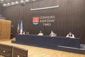 Primarii din Timiș convocați la o ședință online pentru gestionarea pandemiei de coronavirus la nivelul județului