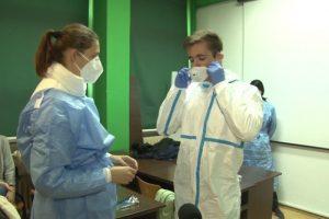 Ajutor pentru medicii de la Babeș. Studenţii voluntari de la Medicină vor lucra în ambulatoriul spitalului
