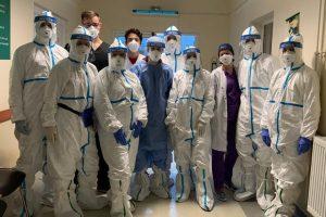 Încă 245 de timișeni s-au infectat cu coronavirus. Dintre ei, 12 sunt cadre medicale