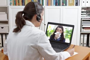 Ministerul Sănătății va decide lista serviciilor medicale ce pot fi oferite prin telemedicină
