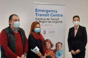 A fost operaționalizat noul spațiu al Centrului de Tranzit în Regim de Urgență Timișoara