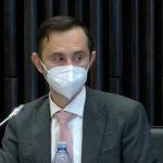 Alin Nica anunță concedieri și semnătură electronică la Consiliul Județean