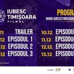"""Realizatorii """"Iubesc Timișoara"""" amână lansarea episoadelor"""