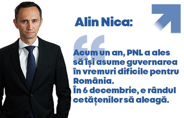 """Alin Nica: """"Pe 6 decembrie, ei nu vor sta acasă, dar se vor folosi din plin dacă tu o vei face"""" (P)"""