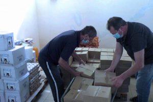 Ajutoare pentru Spitalul din Gătaia din partea Mitropolitului Banatului