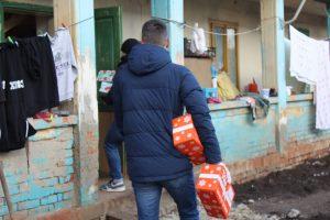 Acţiunea de Crăciun Druckeria a avut loc la Biled. Zeci de copii din comună au primit daruri