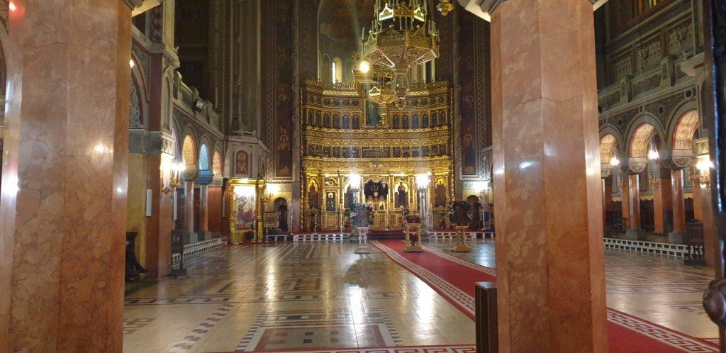 Care este programul slujbelor de Crăciun la Catedrala Mitropolitană din Timișoara