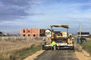 La Șag se derulează lucrări în valoare de 11 milioane de euro din bani publici