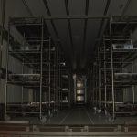 A fost instalată o morgă mobilă pentru decedaţii de coronavirus la Spitalul de Boli Infecțioase