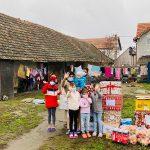 Clubul Lions Timișoara Bastion a fost Moș Crăciun pentru zeci de familii nevoiașe din Timiș