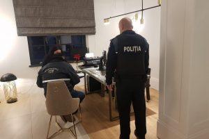 Nuntași amendați de polițiștii timișeni