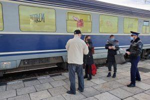Noul mers al trenurilor intră în vigoare duminică