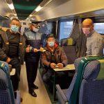"""Campania """"Selfie-ul pe tren nu ia like-uri, ia vieți!"""" continuă"""