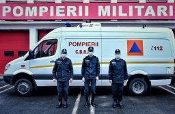 Portofel găsit și înapoiat de pompieri unei femei din Timișoara