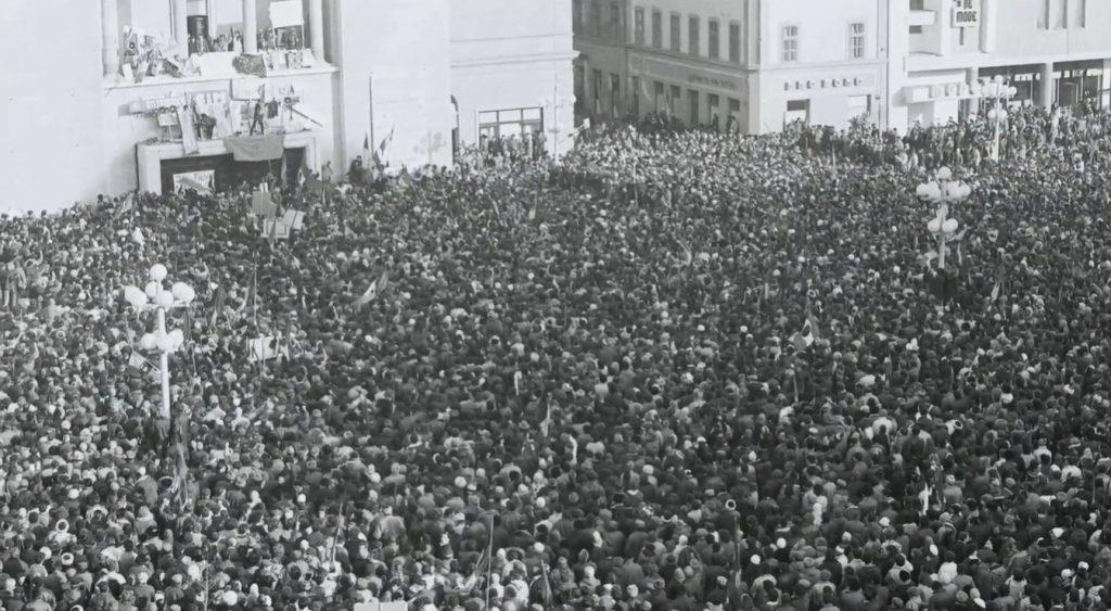 A fost stabilit Traseul Revoluției. Sunt incluse 9 locuri din Timișoara