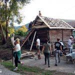 12 mori de apă reabilitate și 3 noi trasee turistice amenajate de 160 de voluntari. FOTO
