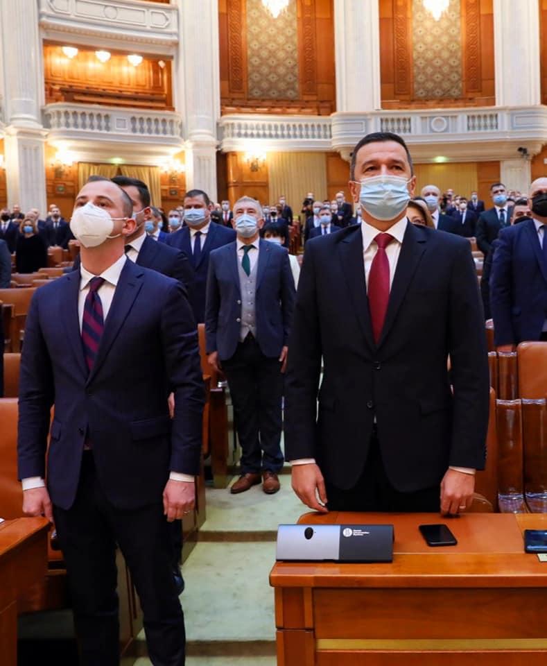 Parlamentarii PSD Timiș au depus jurământul