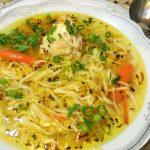Zupă de găină cu tăiețăi, cotoroage cu carne de porc sau gălușche cu prune. Descoperiți un nou portal cu rețete tradiționale din Banat!