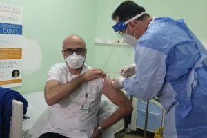 Încă 998 de angajați din spitalele timișene au fost vaccinați anti-covid