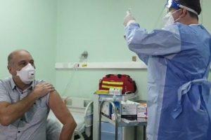 În cadrul etapei I de vaccinare împotriva COVID-19 s-au administrat peste 650 vaccinuri