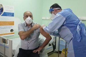 Spitalul Victor Babeș din Timișoara, unitatea sanitară din România cu cel mai mare procent de angajați vaccinați anti COVID-19