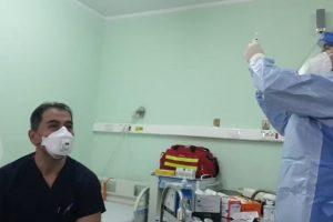 Continuă vaccinarea anti-coronavirus în județ