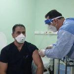 Începe vaccinarea anti-covid a personalului medical de la Spitalul Județean