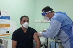 DSP Timiș: La nivelul județului s-au administrat 6.807 doze vaccin împotriva virusului SARS-CoV-2