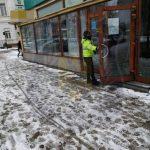 Au curs amenzile pentru neîndepărtarea zăpezii și a gheții