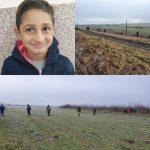 Copilul dispărut din localitatea Vânători, căutat de șase zile