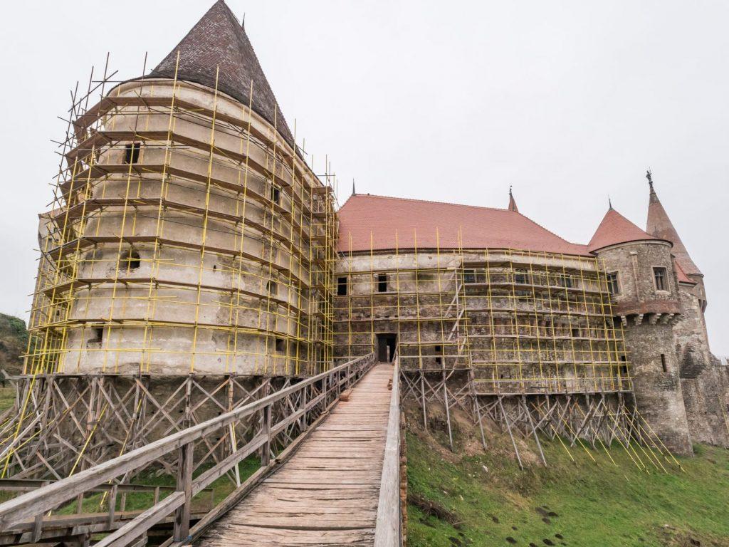 Bani europeni pentru a păstra și pune în valoare patrimoniul cultural-istoric