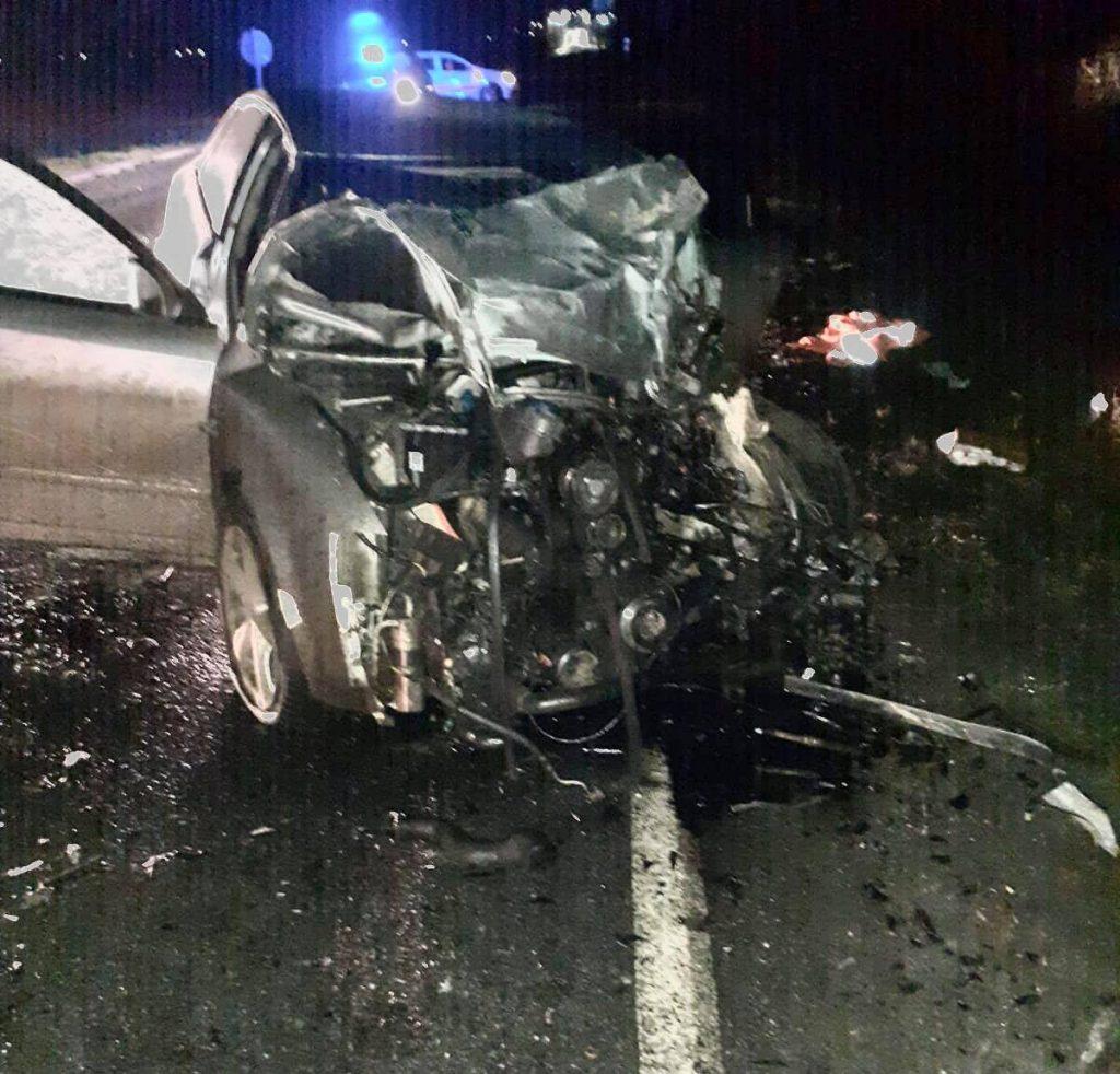 Grav accident de circulație în apropiere de Voiteg