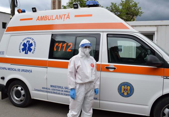 Încă 169 de timișeni s-au infectat cu coronavirus. 53 de pacienți la ATI