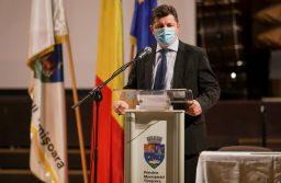 Liberalul Cosmin Tabără a fost ales, marți, viceprimar al Timișoarei