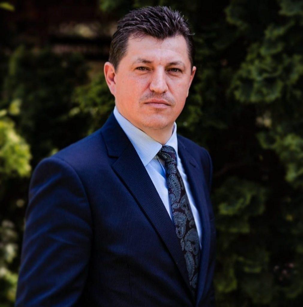 Cosmin Tabără candidează pentru conducerea PNL Timișoara