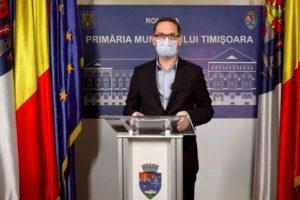 Ce spune Dominic Fritz despre concursurile organizate de municipalitate