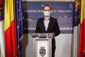 """Dominic Fritz: """"După incendiile de la Balș și Piatra Neamț trebuie să ne preocupe infrastructura în sănătate"""""""