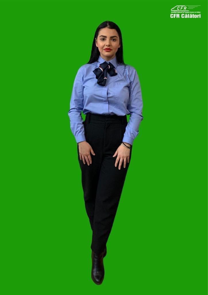 CFR Călători aduce o linie modernă pentru uniformele personalului