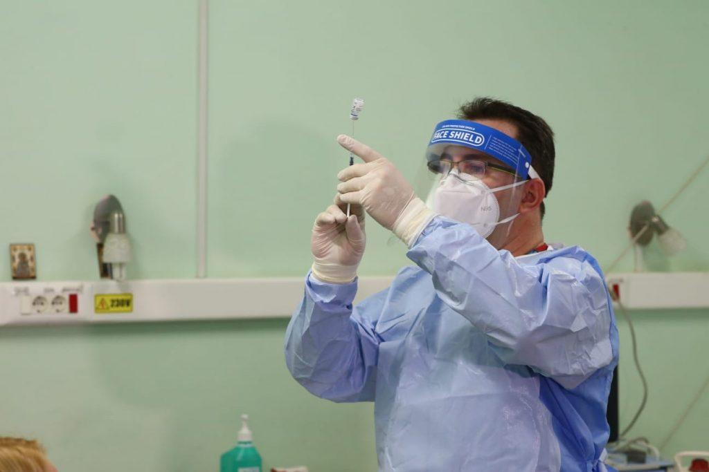 Încă 1.743 de doze împotriva coronavirusului administrate în județul Timiș