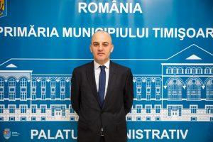 City managerul Timișoarei desemnat să facă parte din Consiliul de Administrație al Retim